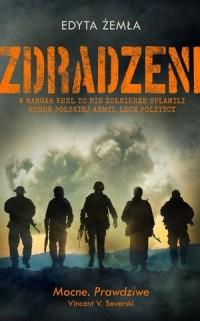 Zdradzeni - Edyta Żemła - okładka książki