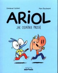 Ario.l Jak ostatnie prosię - okładka książki