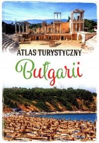 Atlas turystyczny Bułgarii - okładka książki