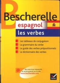 Bescherelle espagnol les verbes - okładka podręcznika