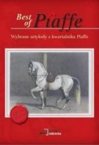 Best of Piaffe - okładka książki