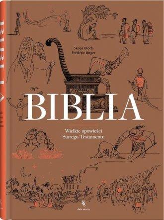 Biblia - okładka książki
