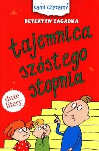 Detektyw Zagadka. Tajemnica szóstego - okładka książki