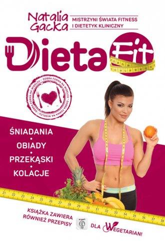 Dieta Fit - okładka książki