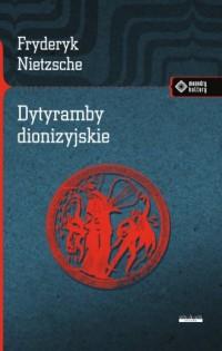 Dytyramby dionizyjskie. Meandry - okładka książki