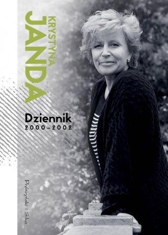 Dziennik 2000-2002 - okładka książki