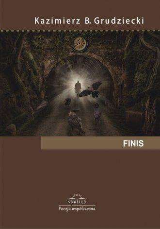 Finis. Seria: Poezja współczesna - okładka książki