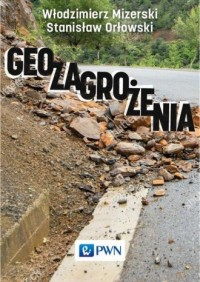 Geozagrożenia - okładka książki
