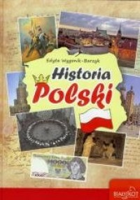 Histroia Polski - okładka książki