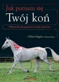 Jak porusza się Twój koń - okładka książki