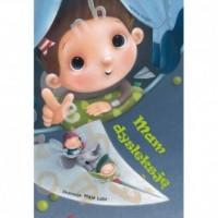 Mam dysleksję - okładka książki