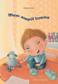 Mam Zespół Downa - okładka książki
