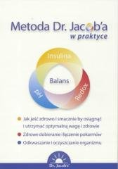 Metoda Dr. Jacob a w praktyce - okładka książki