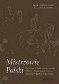 Mistrzowie Polski - okładka książki