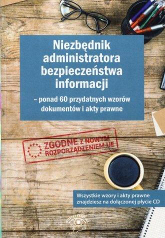 Niezbędnik administratora bezpieczeństwa - okładka książki