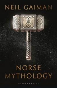 Norse Mythology - okładka książki