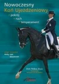 Nowoczesny Koń Ujeżdżeniowy - okładka książki