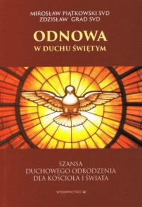 Odnowa w Duchu Świętym - okładka książki