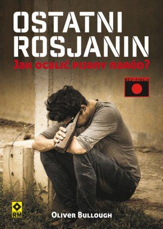 Ostatni Rosjanin - okładka książki