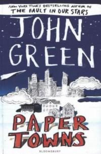 Paper Towns - okładka książki