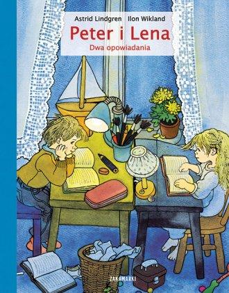Peter i Lena. Dwa opowiadania - okładka książki
