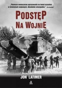 Podstęp na wojnie - okładka książki