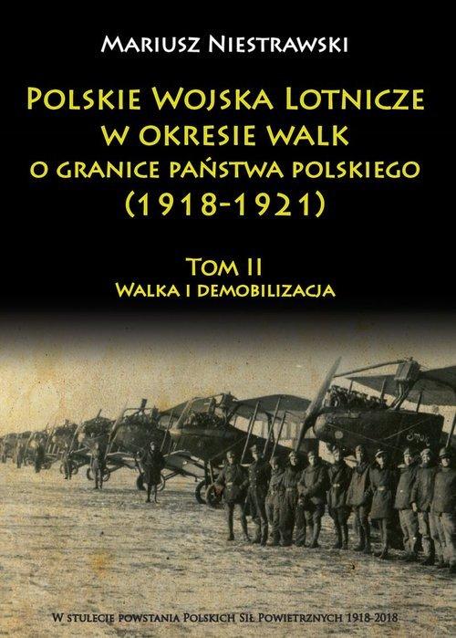 Polskie Wojska Lotnicze w okresie - okładka książki