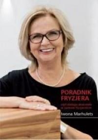 Poradnik fryzjera - okładka książki