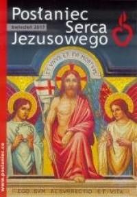 Posłaniec Serca Jezusowego. Kwiecień 2017 - okładka książki