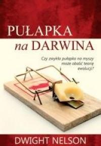 Pułapka na Darwina - okładka książki