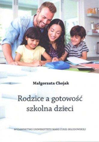Rodzice a gotowość szkolna dzieci - okładka książki