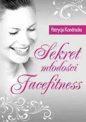 Sekret młodości Facefitness - okładka książki