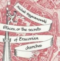Ślady, czyli tajemnice krakowskich kościołów (wersja ang.) - okładka książki