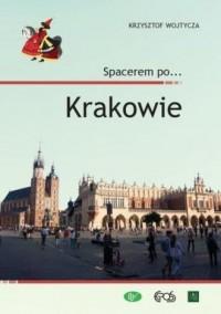 Spacerem po... Krakowie - okładka książki