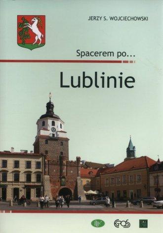Spacerem po Lublinie - okładka książki