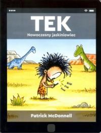 TEK. Nowoczesny jaskiniowiec - okładka książki