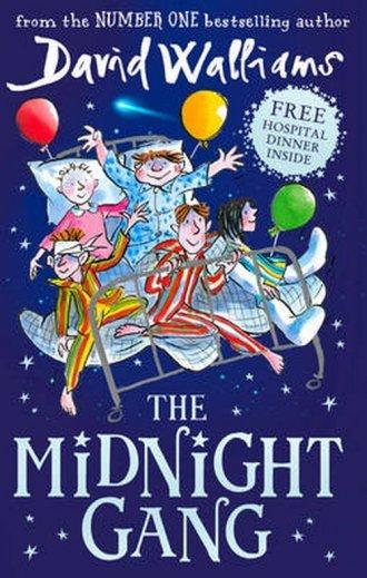 The Midnight Gang - okładka książki