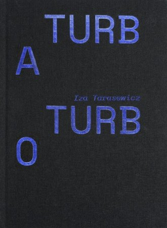 Turba Turbo - okładka książki