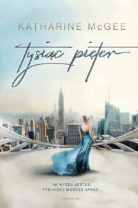 Tysiąc pięter - Katharine McGee - okładka książki