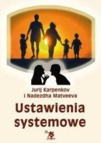 Ustawienia systemowe - Jurij Karpenkov - okładka książki