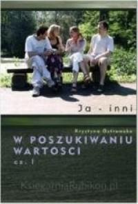W poszukiwaniu wartości cz. 1 - okładka książki