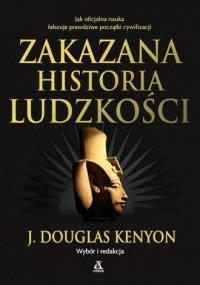 Zakazana historia ludzkości - J. - okładka książki
