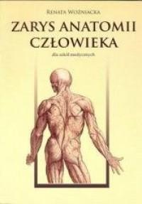 Zarys anatomii człowieka - okładka podręcznika