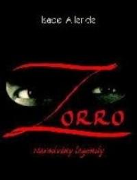 Zorro. Narodziny legendy - okładka książki