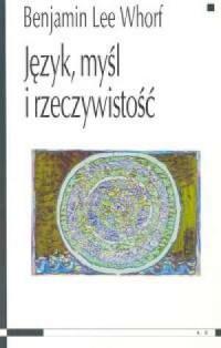 Język, myśl i rzeczywistość - okładka książki