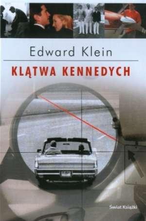 Klątwa Kennedych - okładka książki