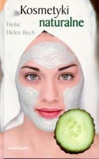 Kosmetyki naturalne - okładka książki