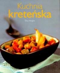 Kuchnia kreteńska - okładka książki
