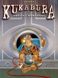 Kukabura. Projekt Równonoc - okładka książki