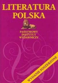 Literatura polska - okładka książki